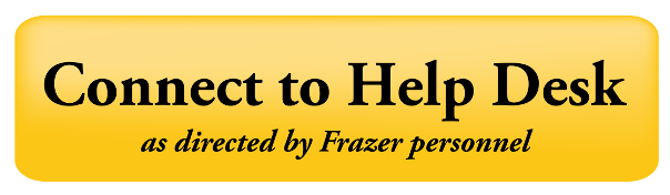 Frazer Help Desk Button